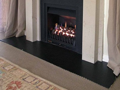 Bluestone Hearth